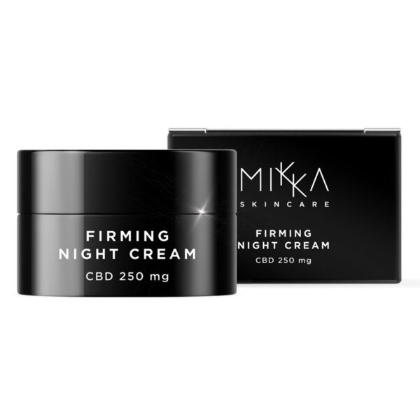Mikka Firming Night Cream CBD 250 mg